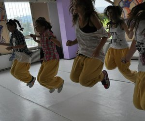 bounce, jump, and dance image