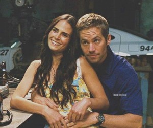 baby, jordana brewster, and mia toretto image