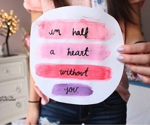 love, heart, and tumblr image