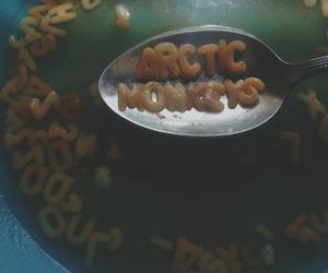 arctic monkeys, band, and food image