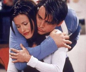 friends, Joey, and monica image