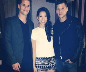 teen wolf, arden cho, and max carver image