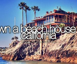 california, beach, and before i die image
