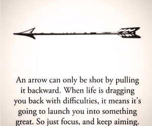 arrow, hope, and Stronger image