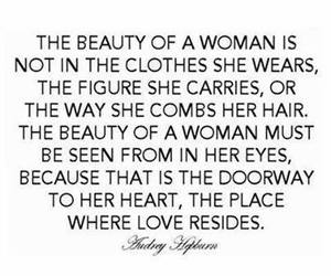 woman, quote, and beauty image