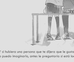 love, frases, and anime image