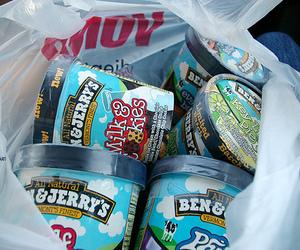 ice cream, food, and photography image