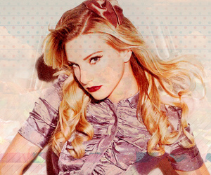 heather morris, glee, and blonde image