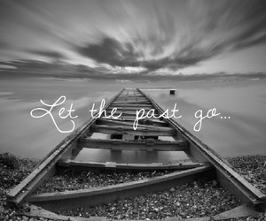 let go, time, and the past image