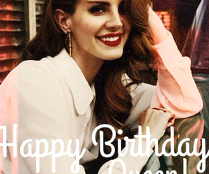 del, ultraviolence, and happybirthday image