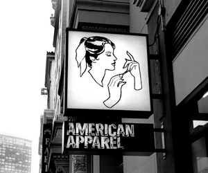 american, apparel, and black and white image