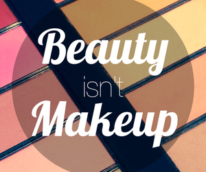 beauty, makeup, and true image