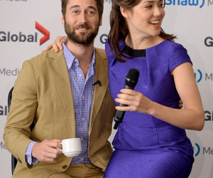 Ryan Eggold, the blacklist, and megan boone image