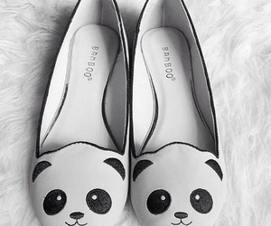 shoes and panda image