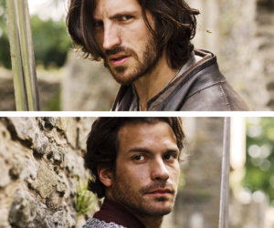 lancelot, merlin, and eoin macken image