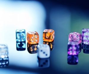 color and dice image