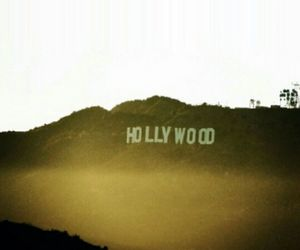america, los angeles, and hollywood image