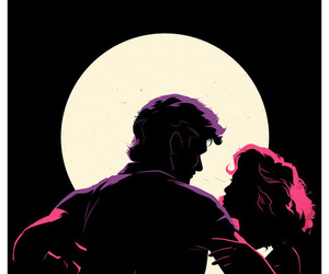 movie, art, and dirty dancing image