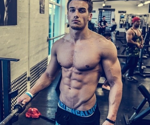 boy and muscle image