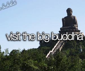 before i die, Buddha, and japan image
