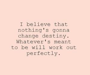 destiny, Avril Lavigne, and believe image