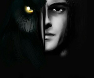 black, disney, and maleficent image