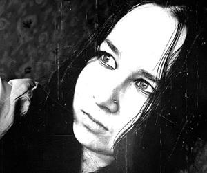 big eyes, girl, and rambo13 image