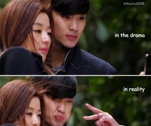kim soo hyun, my love from the star, and kdrama image