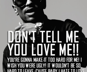 quotes, big sean, and love image
