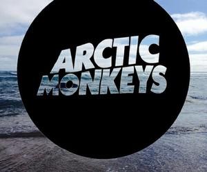arctic monkeys, beach, and music image