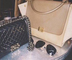 bag, chanel, and celine image