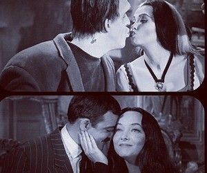 addams family, antique, and kiss image