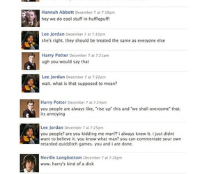 facebook, harry potter, and fbmoments image