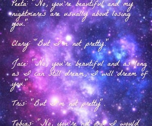 frases, katniss, and tris image