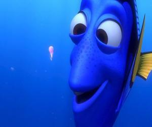 dory, blue, and squishy image