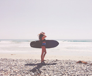beach and surf image