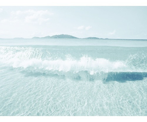 beach, exotic, and ocean image