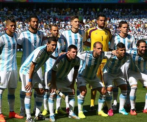 argentina, world cup, and brazil soccer image