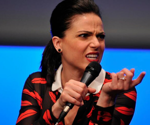 OMG, evil queen, and ouat image