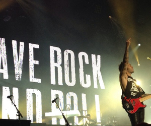 FOB, pete wentz, and save rock and roll image