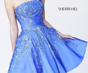 dress and sherri hill 21362 image