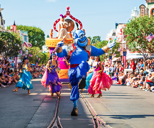 disney, parade, and Walt Disney World image