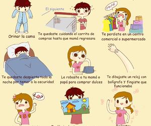 childhood, nino, and niños image