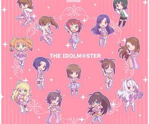 anime, anime girls, and idol image