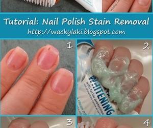 nails, diy, and beauty image