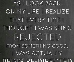life, look back, and text image