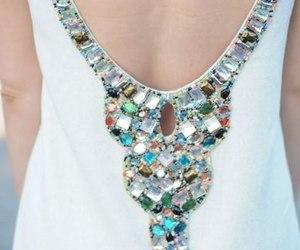 back, beads, and beautiful image