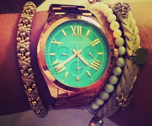 fossil, summer, and watch image