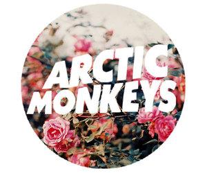 arctic monkeys, band, and Logo image
