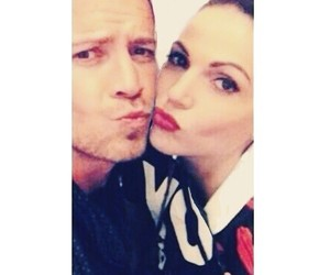 couple, lana parrilla, and once upon a time image